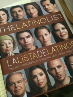 Latino List Book
