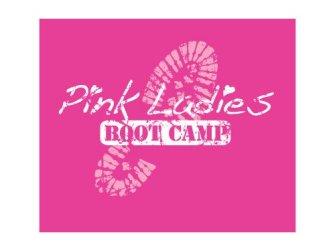 Pink Ladies Boot Camp