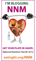 2012 National Nutrition Month