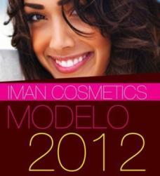IMAN Cosmetics Modelo 2012