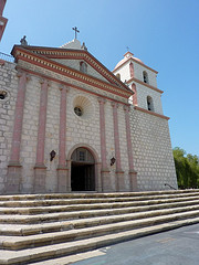 Mission of Santa Barbara