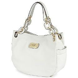 Liz Claiborne Leather Bucket Bag