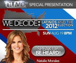 We Decide: Election 2012