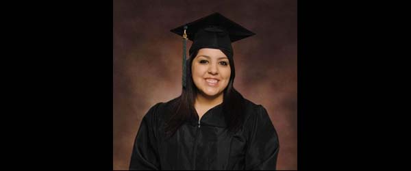 Michelle Arcos, Modern Latina Intern, Class of 2012