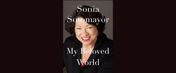 Book Review: My Beloved World by Sonia Sotomayor