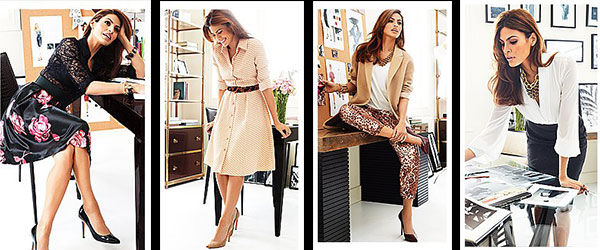 Eva Mendes Collection