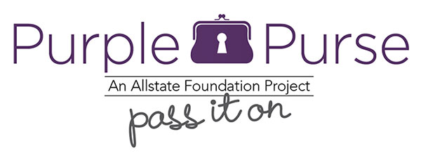 Purple Purse logo