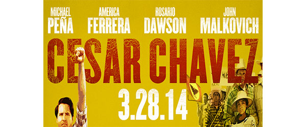 Cesar Chavez History is Made One Step at a Time in Theaters 3.28.14