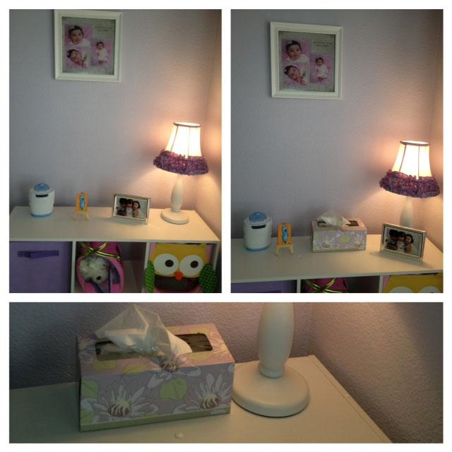 Kleenex-Bedroom