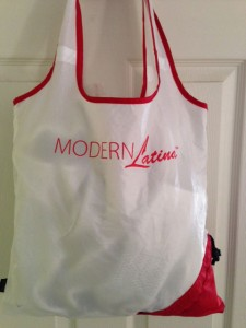 Modern-Latina-Reusable-Bag