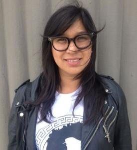 Photo of Marina Garcia-Vasquez. Image courtesy of Marina Garcia-Vasquez.