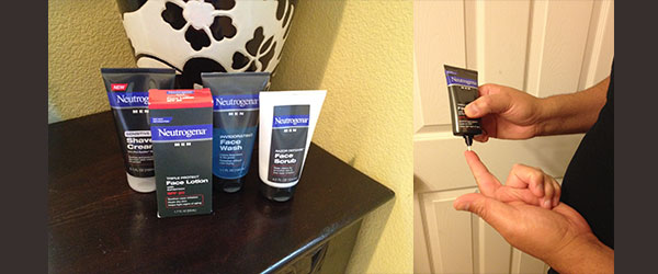 NEUTROGENA MEN® #RespectYourFace