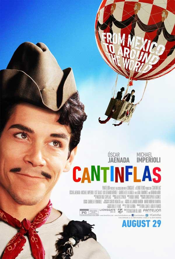 Image courtesy of www.cantinflasmovieus.com