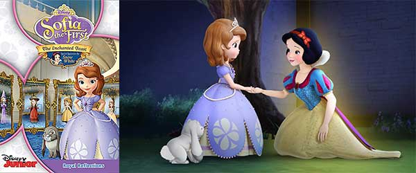 Giveaway: Sofia the First: The Enchanted Feast DVD