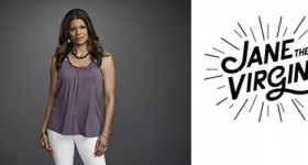 Andrea Navedo stars in The CW Jane the Virgin. Image courtesy of The CW.