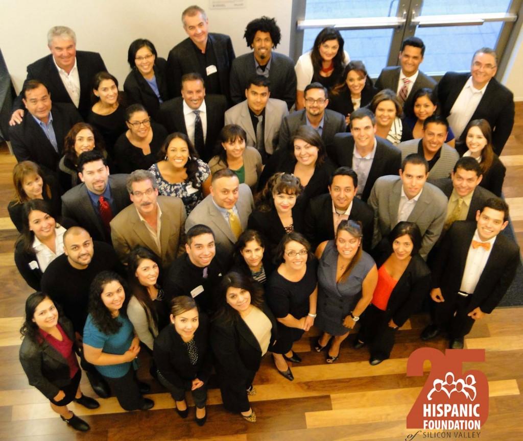 Latino Board Leadership Academy Class of 2014. Photo courtesy of HFSV.