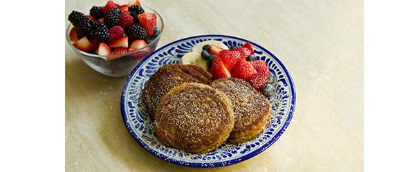 Rise & Shine Dulce de Leche Breakfast