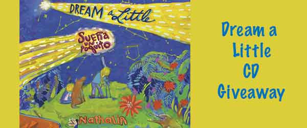 Nathalia's 'Dream a Little' Giveaway