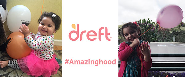 Stages of #Amazinghood: Dreft Giveaway