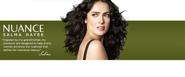 Tried & Tested: Salma Hayek's Nuance Beauty Collection