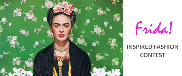 Frida Kahlo Inspired Fashion Contest