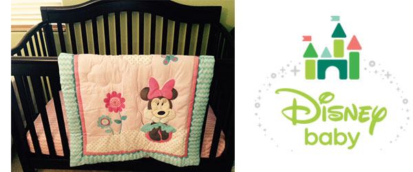 Nursery Decorating Inspiration with Disney Baby #MagicBabyMoments