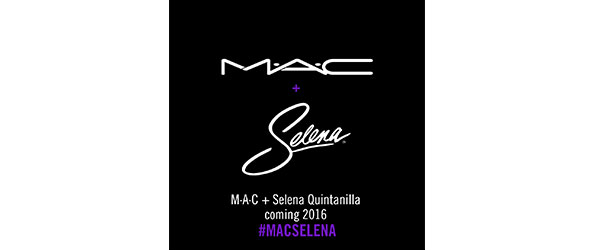 M.A.C. + Selena Quintanilla Collection Coming 2016 #MACSELENA