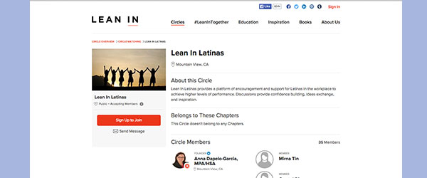 The Motivation for Lean In Latinas