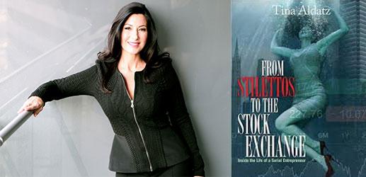 Modern Latina's Commemorative 10th Anniversary Edition Featured Latina, Tina Aldatz