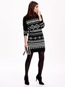 SweaterDressOldNavy