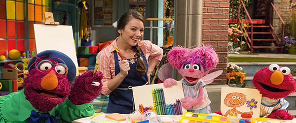 "Suki Lopez appears as Nina on ""Sesame Street."" Richard Termine / Sesame Street"