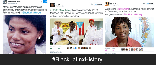 #BlackLatinxHistory Highlights Afro-Latinos Who Changed History