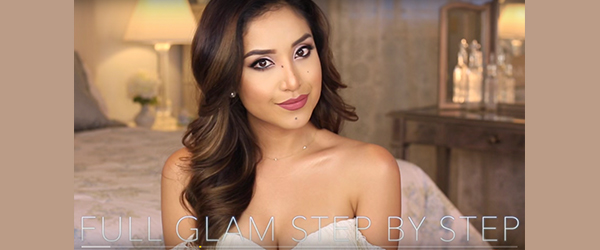 Beauty blogger Dulce Candy. Image courtesy of DulceCandy.com