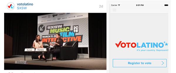 Voto Latino Launches VoterPal at SXSW