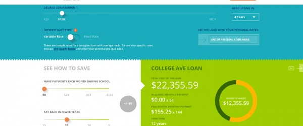 College Ave Student Loans #ad