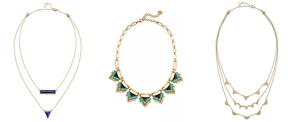 What I Want Now: Summer Statement Necklaces