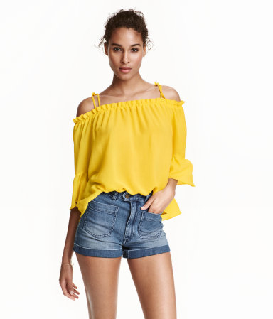 52b9ee87d3f What I Want Now: Off-the-shoulder Tops