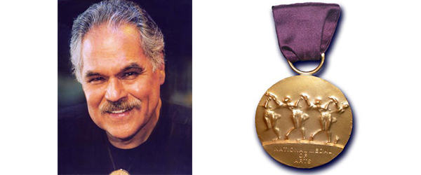 Luis Valdez to be Awarded the 2015 National Medal of Arts and National Humanities by President Obama