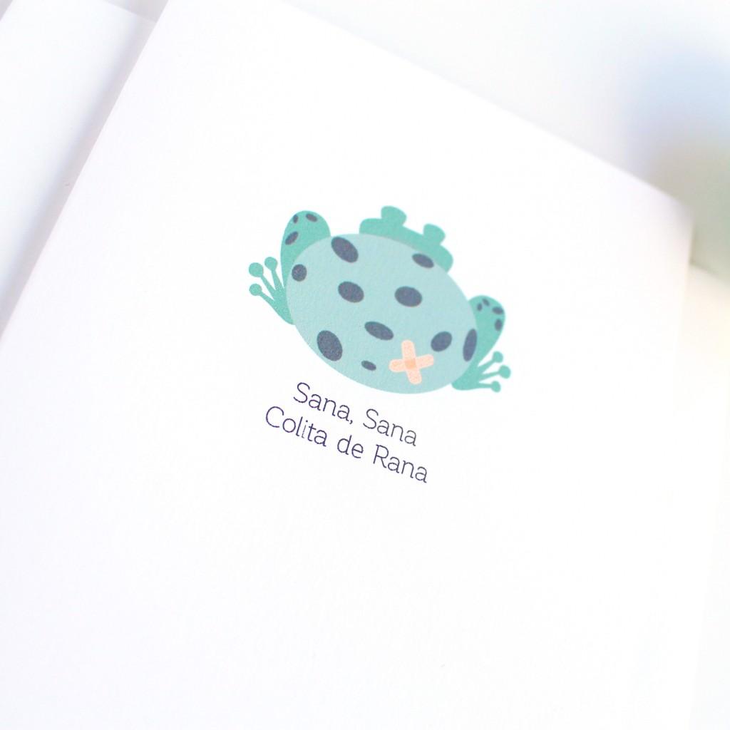 Card-Sana-sana-colita-de-Rana-Close-Up-(1)