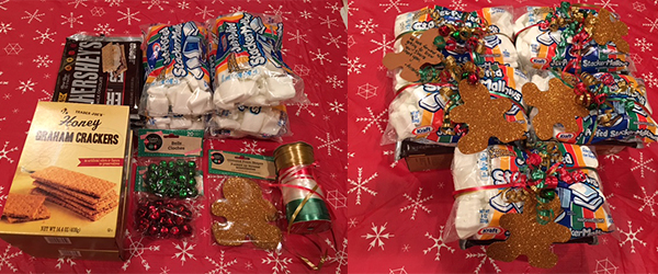 DIY S'MORES Christmas Gifts