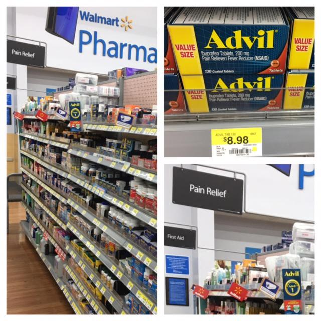 AdvilWalmart