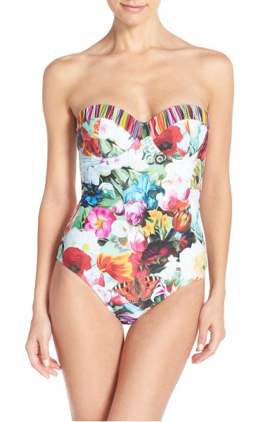 FloralSwimsuit