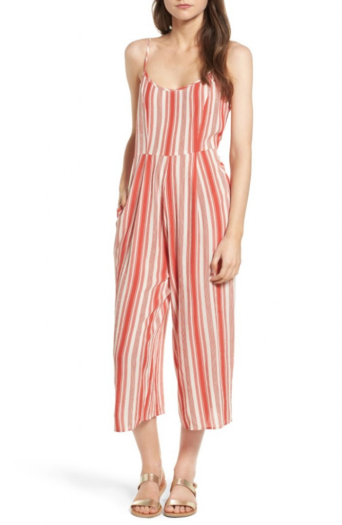 StripedJumpsuit