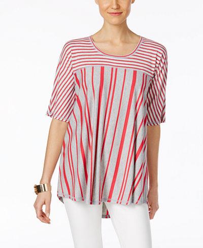 StripedTee