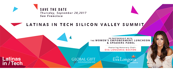 2017 Latinas in Tech Silicon Valley Summit on September 28, 2017