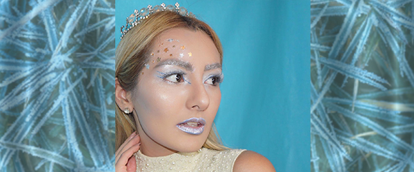 Ice Princess Makeup Tutorial