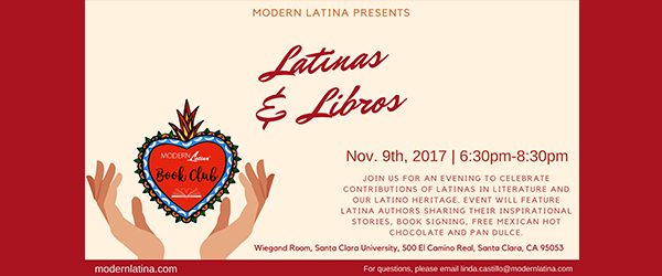 Latinas & Libros Event