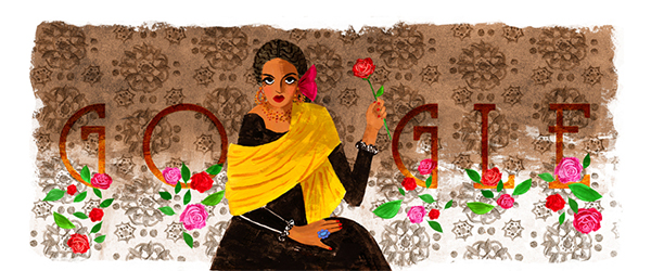Google Is Honoring Katy Jurado With a Doodle. Here's Why.