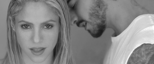 "Shakira's ""Trap"" Video Featuring Maluma"