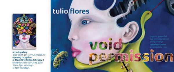 Tulio Flores: V O I D Permission